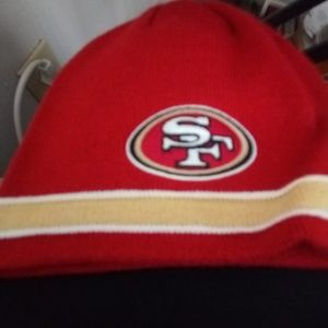 Other - 49ER'S STOCKING CAP